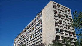 Le Corbusier buildings named world heritage sites