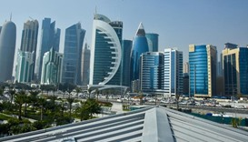 CI affirms Qatar's foreign and local currency issuer ratings; upgrades outlook to 'stable'