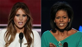 Melania Trump's speech has an echo of Michelle Obama words