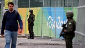 Brazil arrests group planning terrorism during Olympics