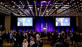 Australians swing against ruling coalition in knife-edge election