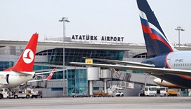 Moscow restarts air travel for Russians to Turkey