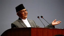 Nepal's PM quits just before no-confidence vote