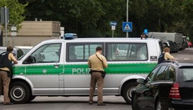Syrian refugee arrested after killing woman with machete in Germany