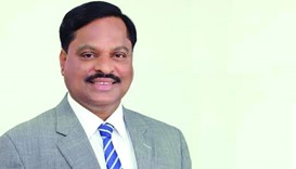 Mathai Vaidian, country head, Qatar-UAE Exchange.