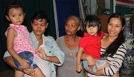 Vietnamese girls switched at birth returned to biological parents
