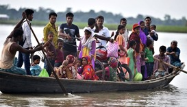 Over 1mn people hit as floods worsen in India's tea region of Assam