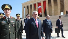 Turkey reshuffles military after half of generals fired