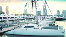 Berthed yet busy: keeping luxury boats ship-shape