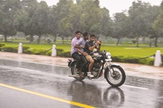 Monsoon deluge in cities causes chaos