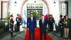 Qatar and Argentine agree to expand co-operation