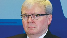 Australia rejects Rudd's bid to become UN chief