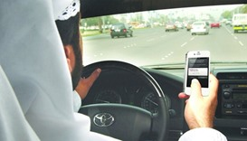 Ministry cautions motorists against using mobile phones while driving