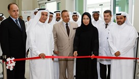 Health minister inaugurates Medical Centre in Industrial Area
