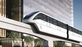 BYD to enter $450bn China monorail market