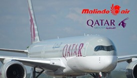 Qatar Airways, Malindo Air team up