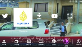 Al Jazeera is one of the four new apps.
