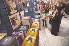 Harry Potter magic hits Asia as fans celebrate new book