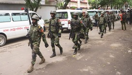 Militants kill 20 in Dhaka restaurant before commandos end siege