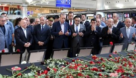 17 more charged over Istanbul airport attack