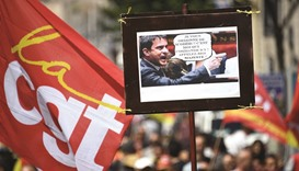 Valls forces through contested labour law, again