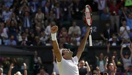 Federer pulls off great escape to reach Wimbledon semis