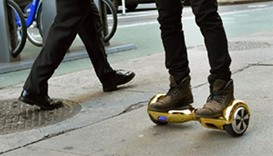 US recalls over 500,000 hoverboards over battery fires