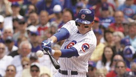 Chicago Cubs dominate MLB all-star team