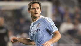 Lampard on target as New York City march on
