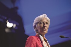 At start of second term, Brexit crisis challenges IMF's Lagarde anew
