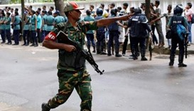 Bangladesh arrests cafe attackers' 'spiritual leader'
