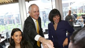 Australian PM not declaring victory yet in cliffhanger election