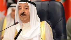 Kuwait Amir calls for unity to face issues facing Arab Nation