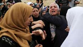 Israeli forces kill 2 Palestinians in West Bank clash