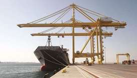 More cargo arrives at Hamad Port