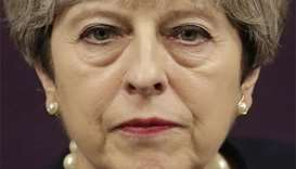 British PM shed a 'little tear' over election failure