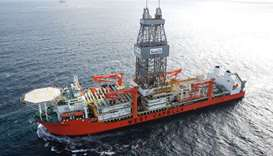 West Capella drilling vessel