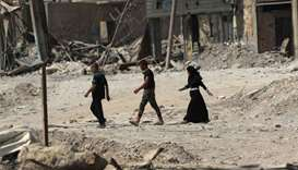 Iraq faces pockets of resistance in Mosul's Old City