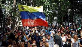 Venezuela opposition steps up pressure on Maduro