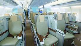 Philippine Airlines launches business class service to Manila