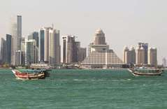 QIMC signs loan deal with Doha Bank to fund West Bay project