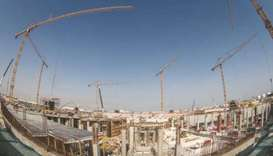 Second World Cup stadium in Qatar on schedule