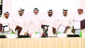 Manateq signs QR488.5mn deal for business, tourism projects