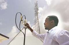 Somalians celebrate restored Internet connections after weeks of outage