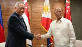 Singapore offers cargo plane, drones to help Philippines fight militancy