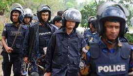 Bangladesh arrests three female militants