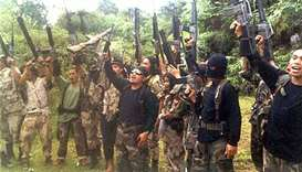 Two suspected Abu Sayyaf terrorists killed in Philippine clash