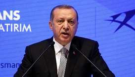 Turkey not intimidated by German 'threats': Erdogan