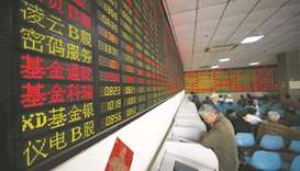 China, India funds lead EM equity rankings