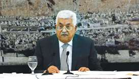 Abbas 'tried to resume security ties with Israel'